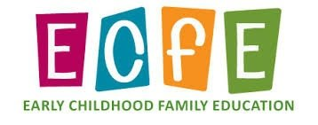Early Childhood Family Education logo